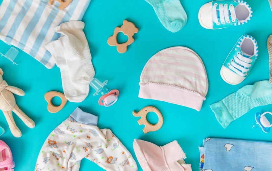 Bild von dem Produkt Accessoires für Babys Vorderseite