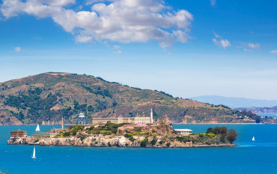 Bild von dem Produkt Alcatraz San Francisco Vorderseite