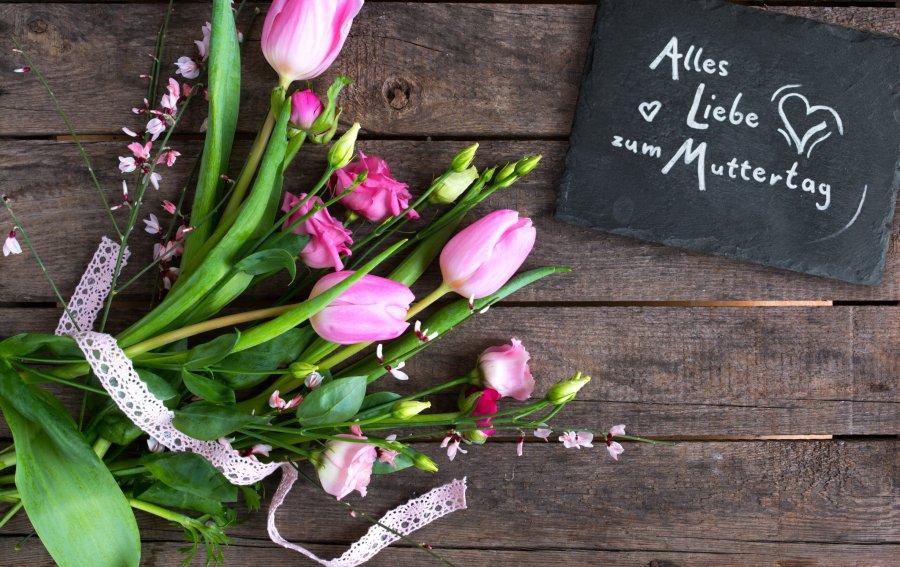 Bild von dem Produkt Alles Liebe zum Muttertag Vorderseite