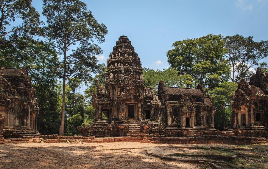 Bild von dem Produkt Angkor Wat, Kambodscha Vorderseite