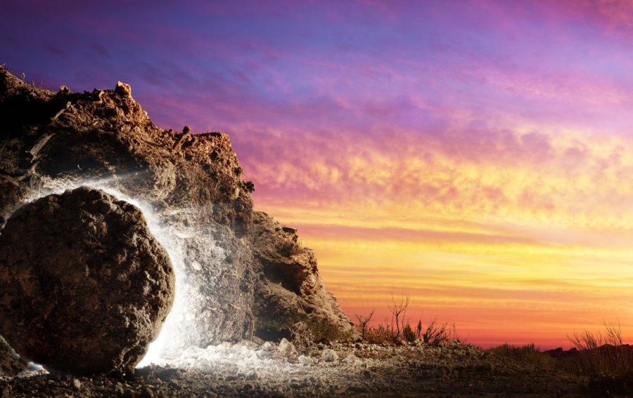 Bild von dem Produkt Auferstehung Vorderseite