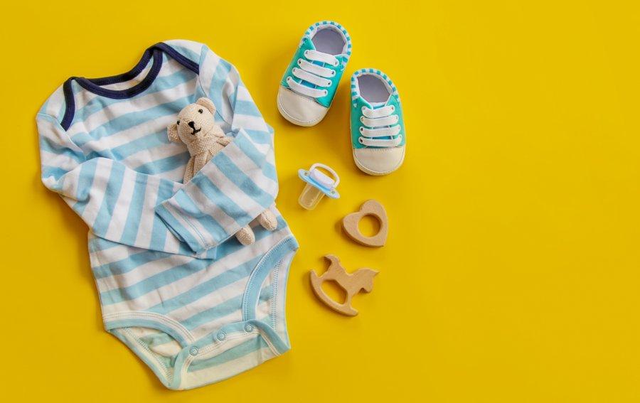 Bild von dem Produkt Babyaccessoires für Neugeborene Vorderseite