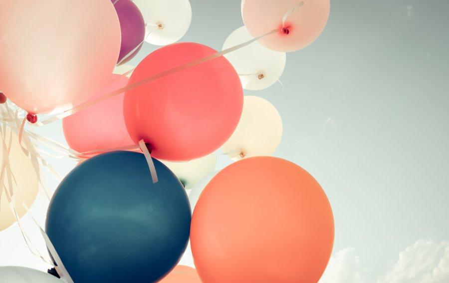 Bild von dem Produkt Ballons Vorderseite