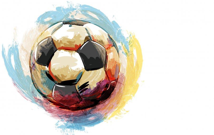 Bild von dem Produkt Ballzeichnung Vorderseite