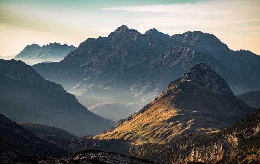 Bild von dem Produkt Berchtesgadener Alpen Vorderseite