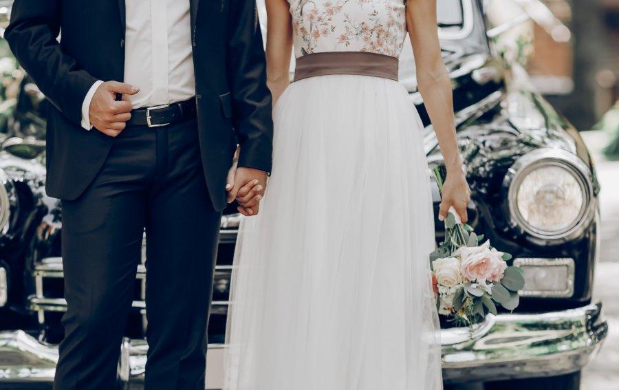 Bild von dem Produkt Brautpaar Vorderseite