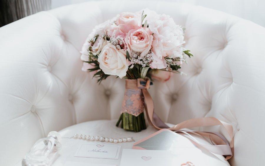 Bild von dem Produkt Brautstrauß Vorderseite