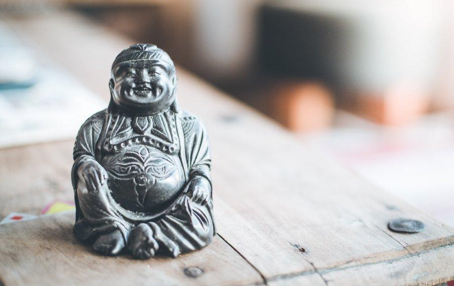 Bild von dem Produkt Budda Vorderseite