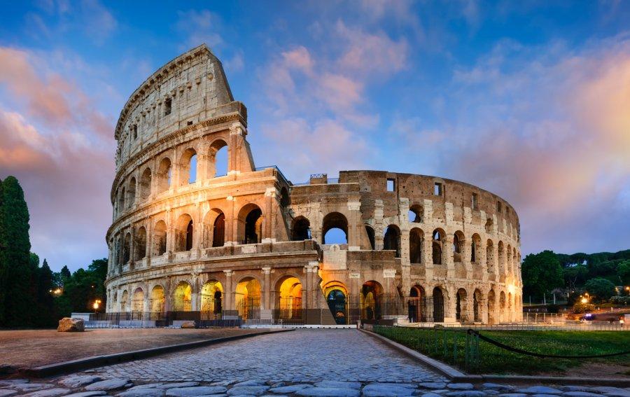 Bild von dem Produkt Colosseum Rom Vorderseite
