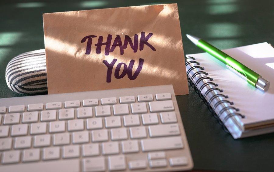Bild von dem Produkt Danke Dir! Vorderseite