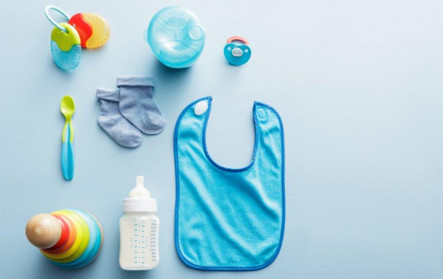 Bild von dem Produkt Dinge für das Baby Vorderseite