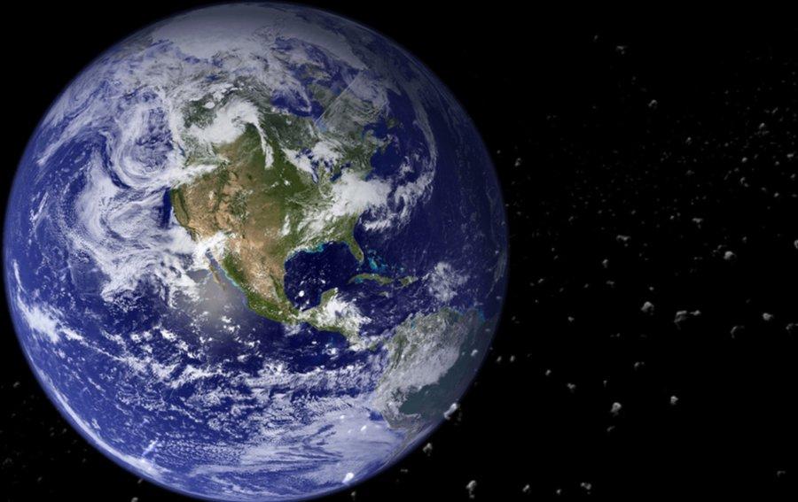 Bild von dem Produkt Erde Vorderseite