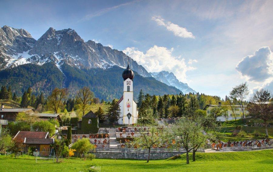 Bild von dem Produkt Garmisch-Partenkirchen Vorderseite