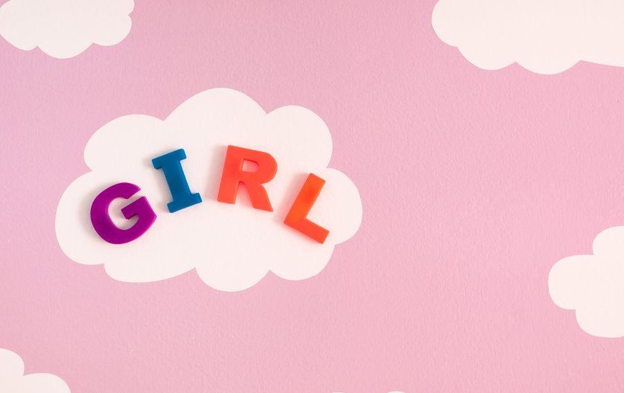 Bild von dem Produkt Geburt Girl Vorderseite