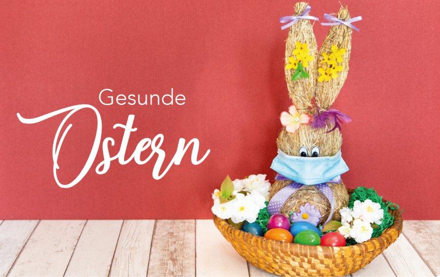 Bild von dem Produkt Gesunde Ostern Vorderseite