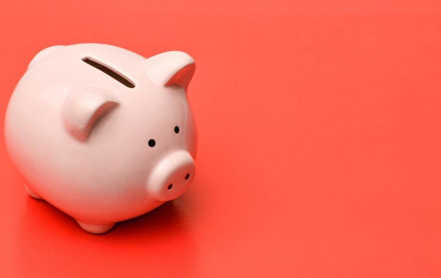 Bild von dem Produkt Glücksschweinchen Vorderseite