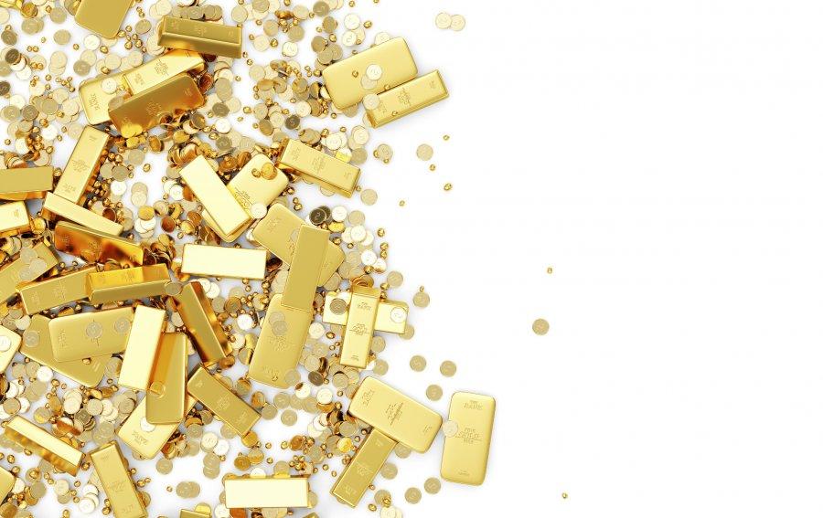 Bild von dem Produkt Goldhaufen Vorderseite