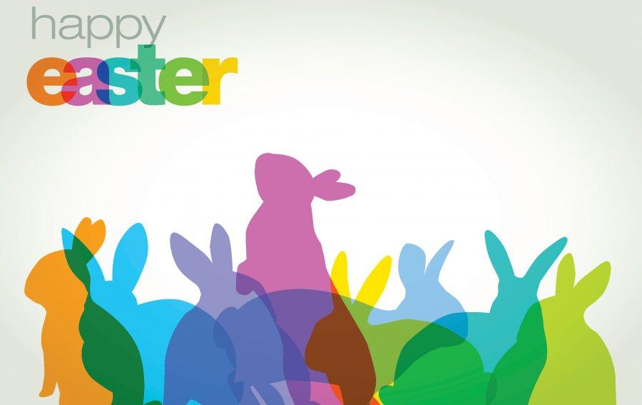 Bild von dem Produkt Happy-Easter Vorderseite
