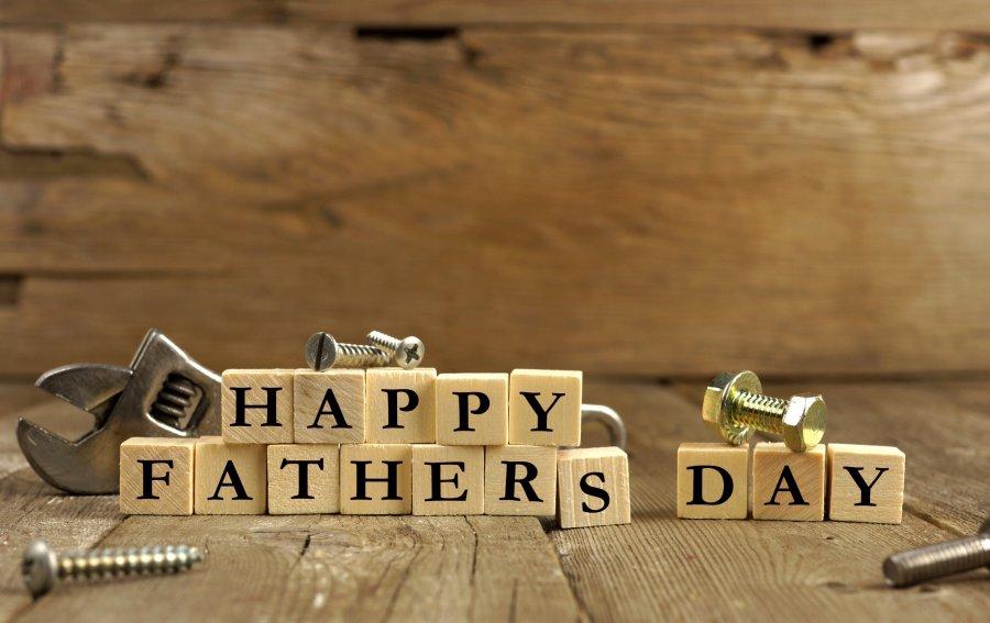 Bild von dem Produkt Happy Father's Day Vorderseite
