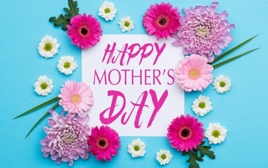 Bild von dem Produkt Happy Mother's Day Vorderseite
