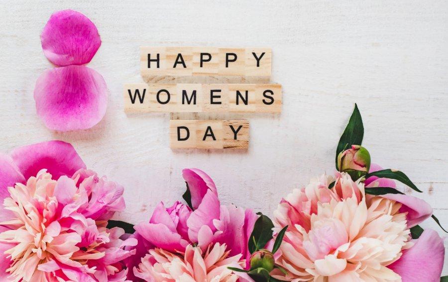 Bild von dem Produkt Happy Womens Day Vorderseite