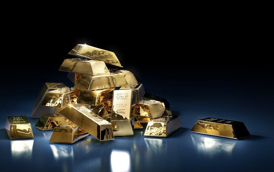Bild von dem Produkt Haufen Gold Vorderseite
