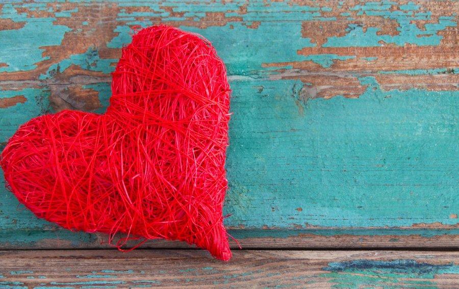 Bild von dem Produkt Herz Vorderseite
