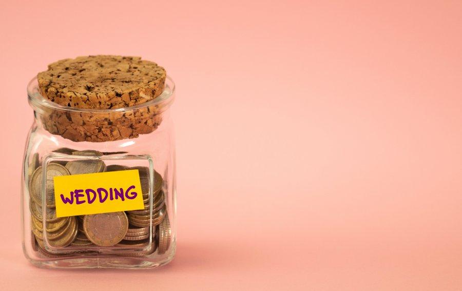 Bild von dem Produkt Hochzeitsgeld Vorderseite