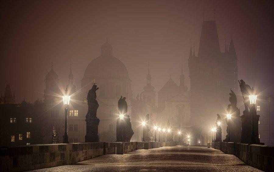Bild von dem Produkt Karlsbrücke Prag Vorderseite