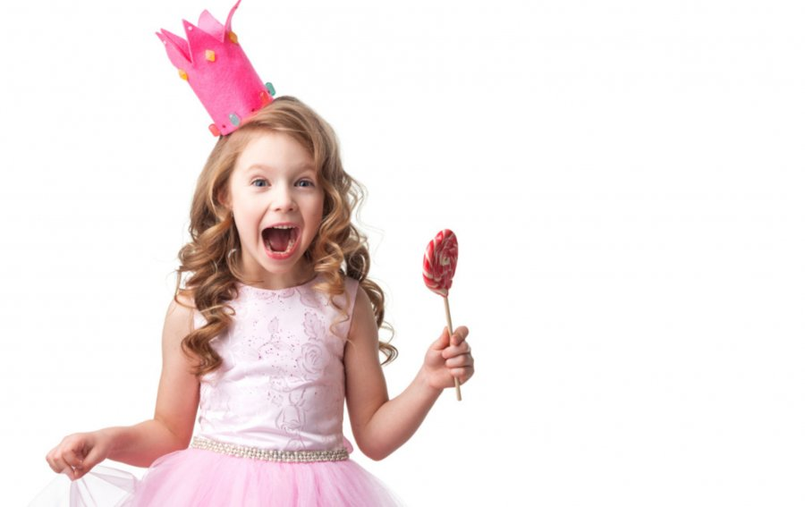 Bild von dem Produkt Kindertag Prinzessin Vorderseite