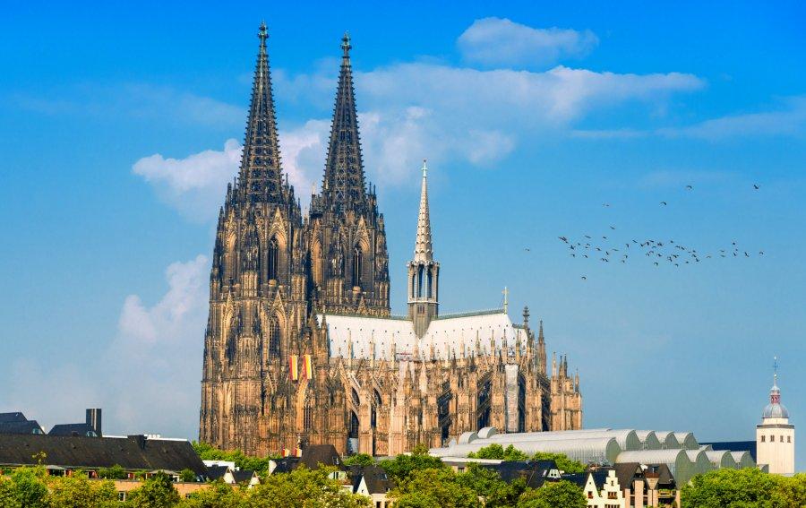 Bild von dem Produkt Kölner Dom Vorderseite