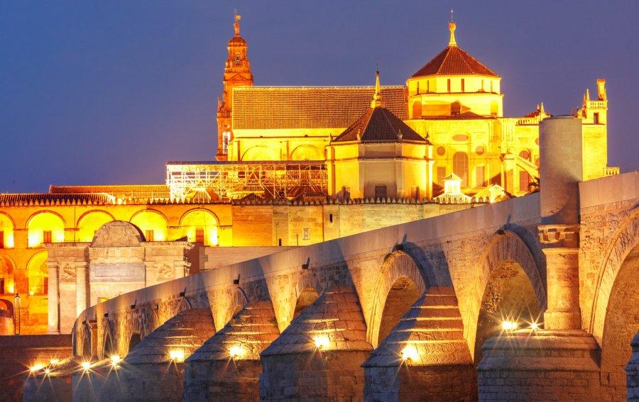 Bild von dem Produkt La Mezquita, Córdoba Vorderseite