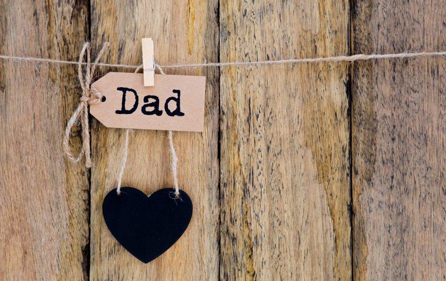 Bild von dem Produkt Lieber Dad Vorderseite