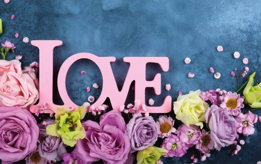Bild von dem Produkt Love Vorderseite