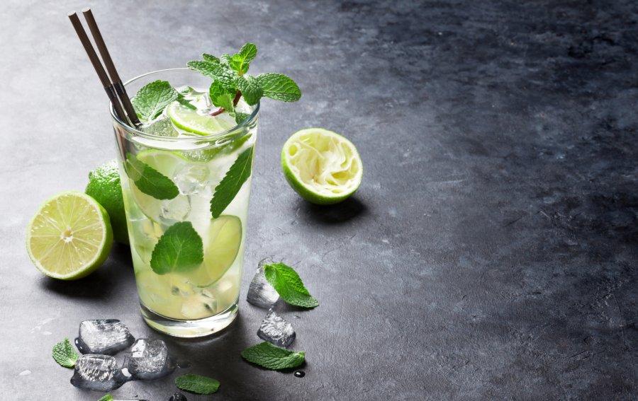 Bild von dem Produkt Mojito Cocktail Vorderseite