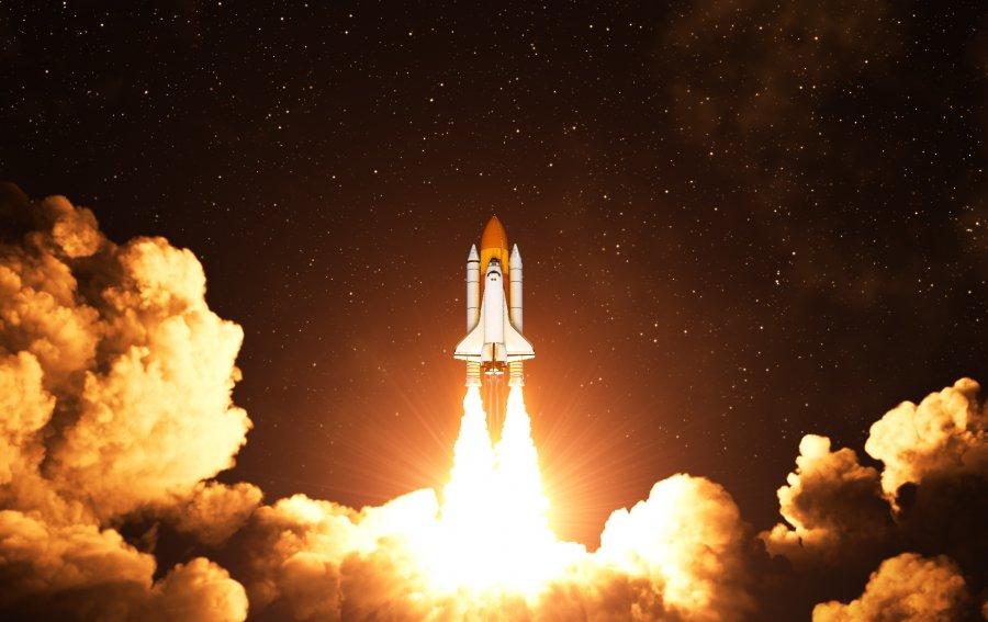 Bild von dem Produkt Rakete Vorderseite