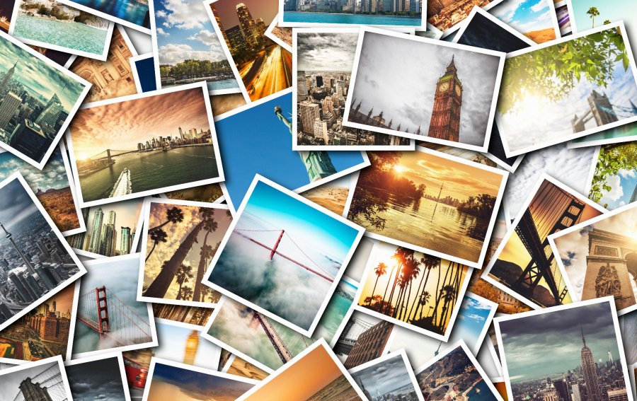 Bild von dem Produkt Reisefotos Vorderseite