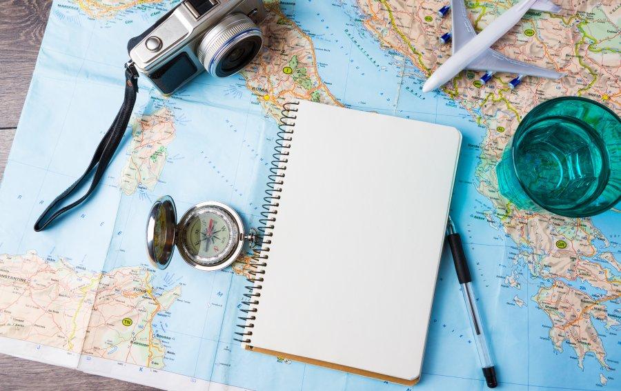 Bild von dem Produkt Reiseplanung Vorderseite
