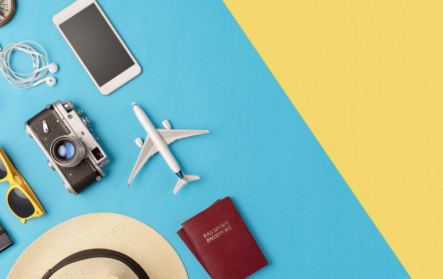 Bild von dem Produkt Reiseunterlagen Vorderseite