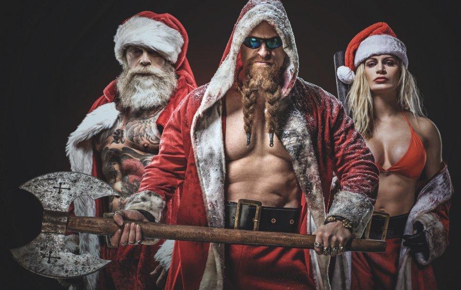 Bild von dem Produkt Santa Claus Gang Vorderseite