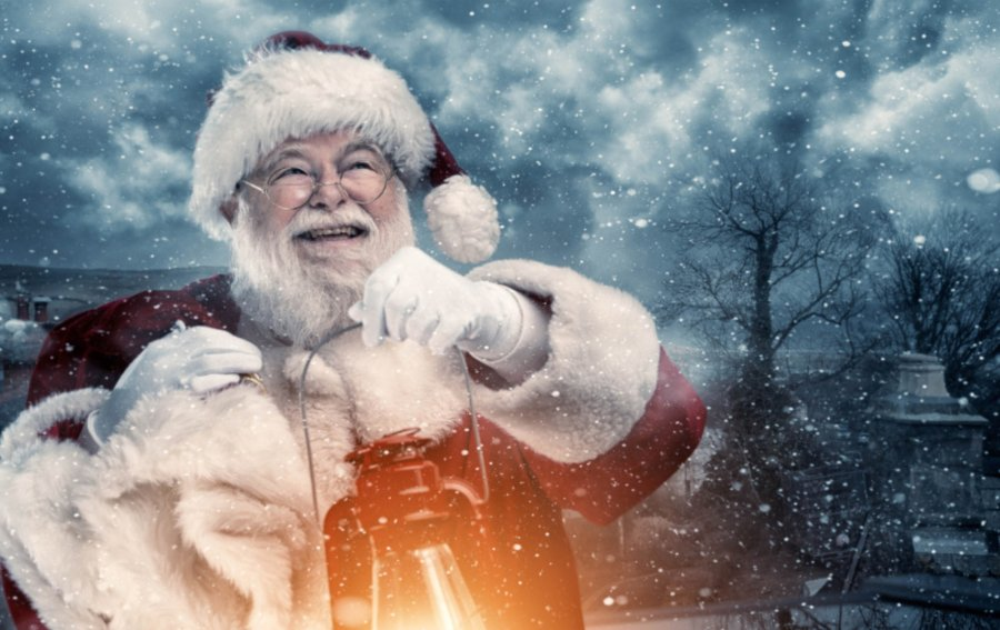 Bild von dem Produkt Santa Vorderseite