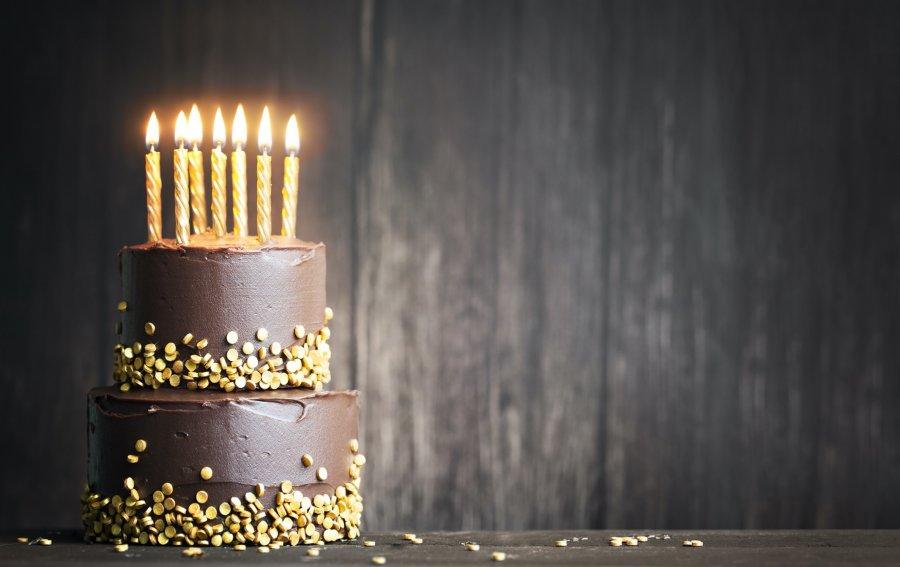 Bild von dem Produkt Schoki-Torte Vorderseite