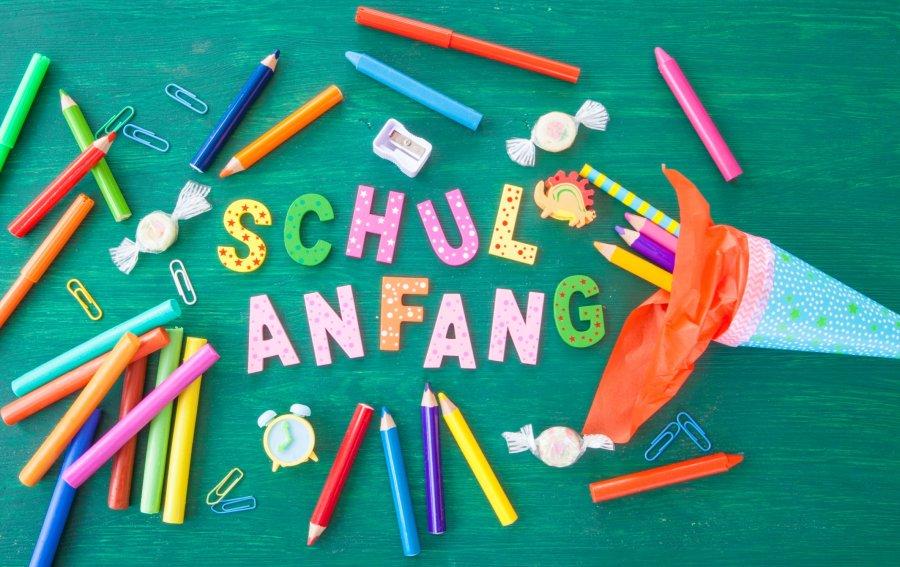 Bild von dem Produkt Schulanfang Kids Vorderseite