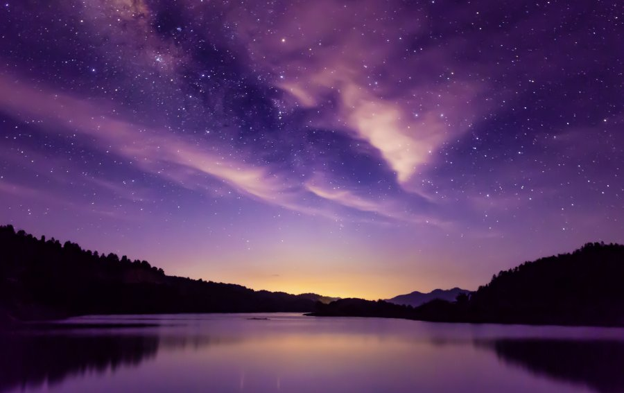Bild von dem Produkt Sternenhimmel Vorderseite