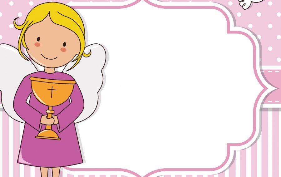 Bild von dem Produkt Taufe Mädchen Vorderseite
