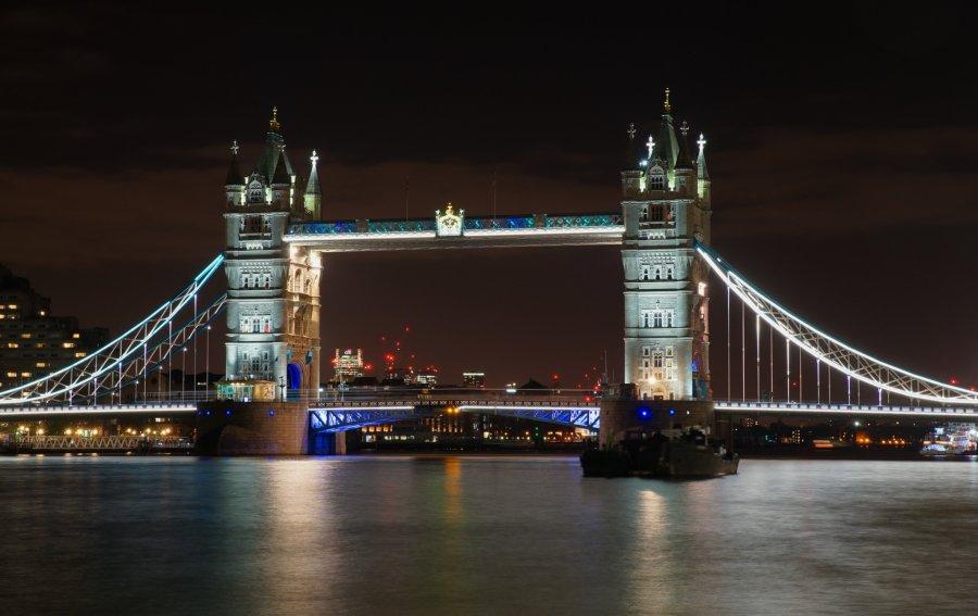 Bild von dem Produkt Tower Bridge London Vorderseite