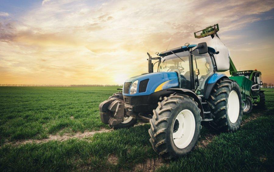 Bild von dem Produkt Traktor Vorderseite