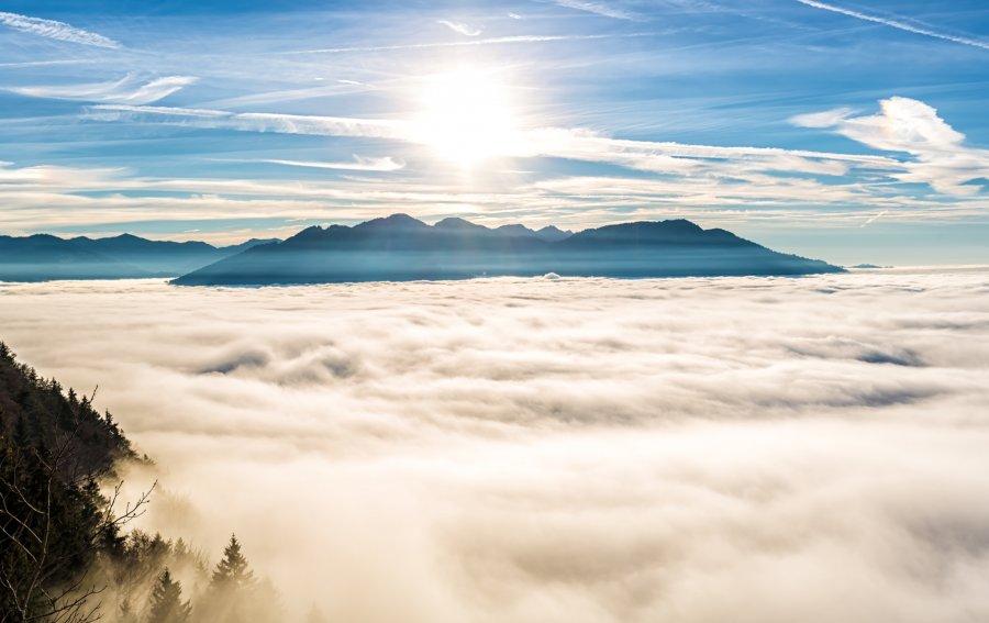 Bild von dem Produkt Wolken Vorderseite