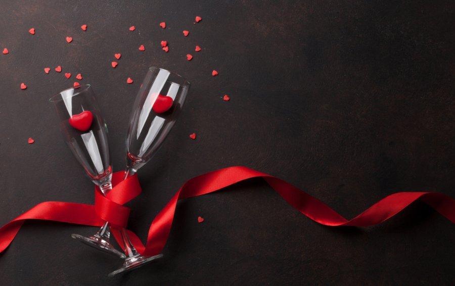 Bild von dem Produkt Zum Valentinstag Vorderseite