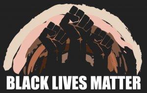 Bild von dem Produkt BLACK LIVES MATTER
